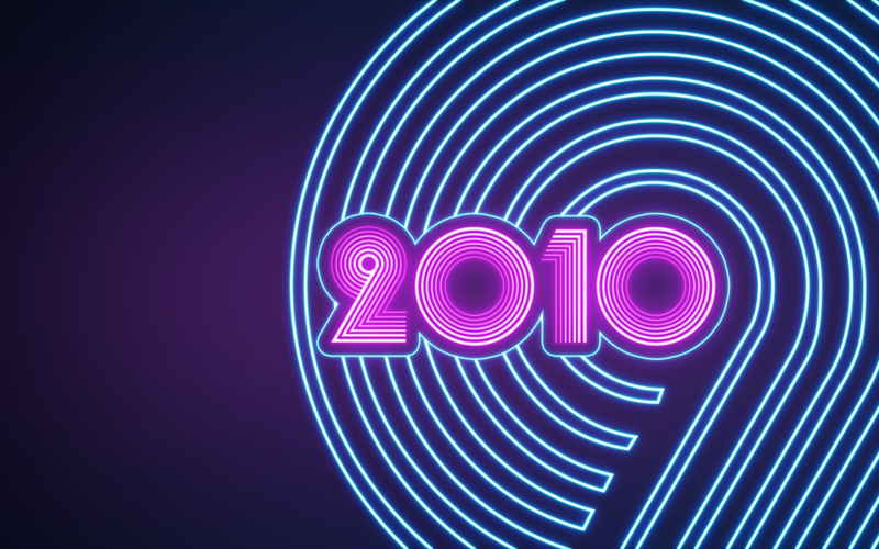 Wallpaper Roundup: Ringing in the New Year