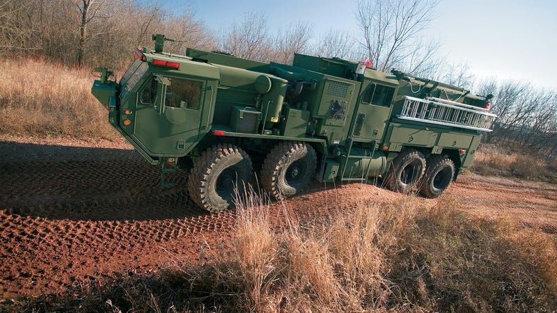 The Ten Most Badass Military Vehicles You Can Drive On The Road