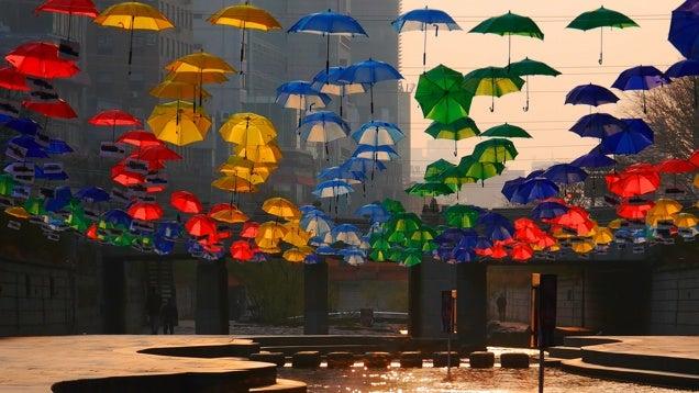 Hoztam esernyőt, hogy ne essen