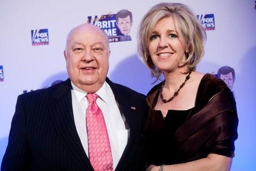 Roger Ailes Buys His Wife Another Paper