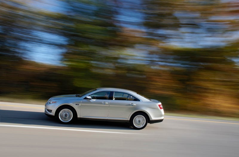 2010 Ford Taurus Dealer Ordering Guide Leaked, Confirms EcoBoost