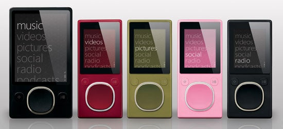Zune 2 and Flash Zune Official