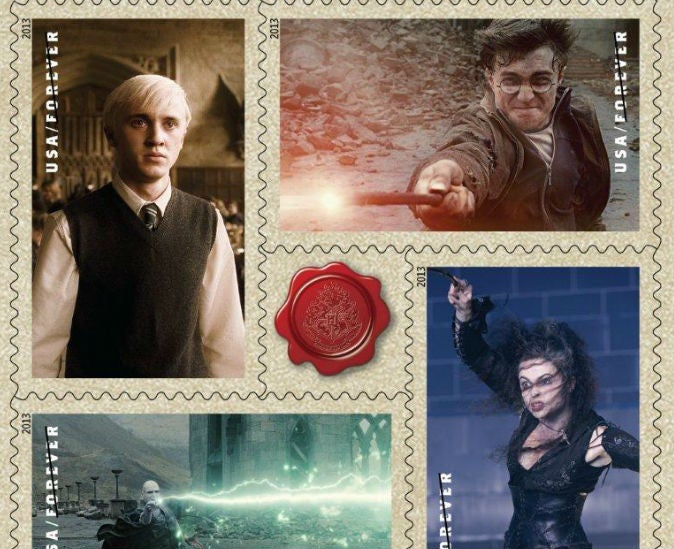 Ex-Postmaster Says USPS Harry Potter Stamps Are a Form of Prostitution