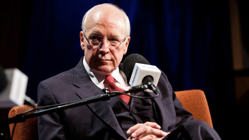 Dick Cheney Receives New, Hopefully More Empathetic Heart