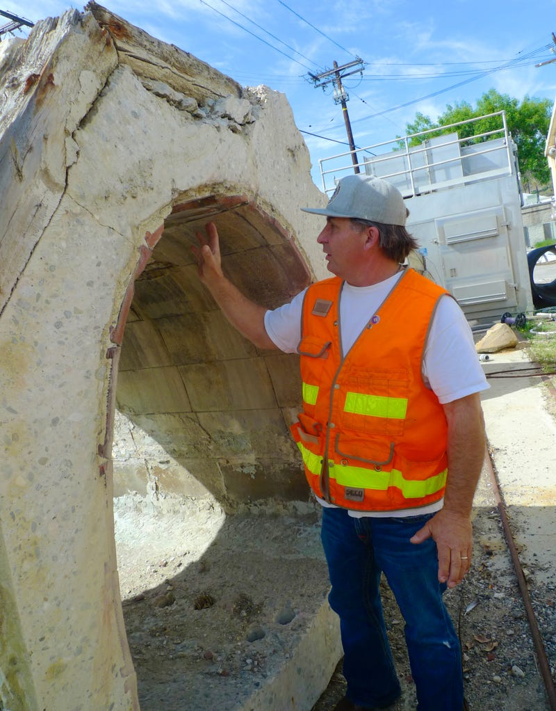 Drain Drones and Hydro-Saws: A Sewer Tour of LA's Underground Tech