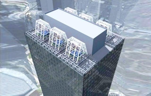 Tokyo Will Retrofit Its Skyscrapers To Prep For the Next Big Quake