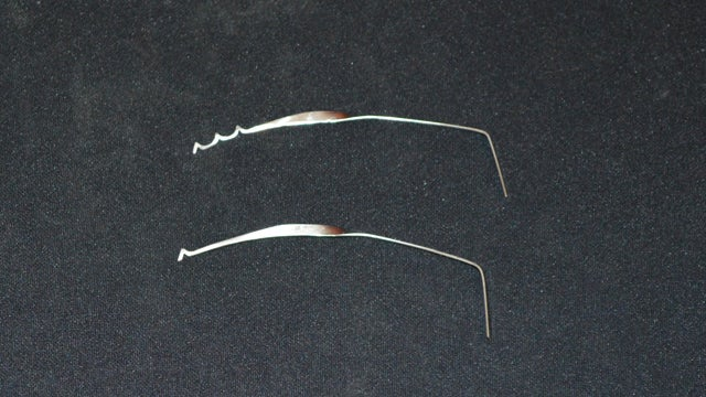 Turn a Bra Underwire Into a Lock Pick