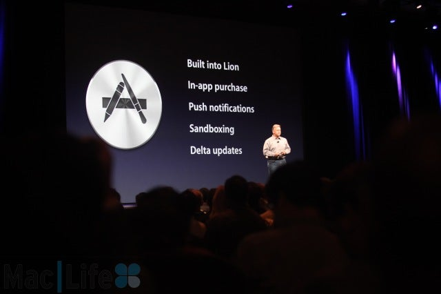 What's Brand New in OS X Lion