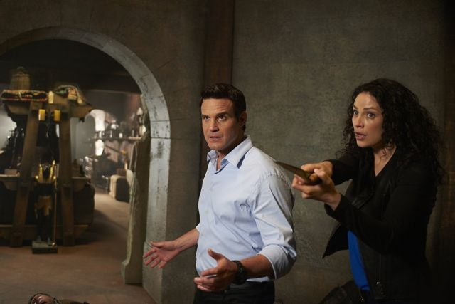 Don't Expect A Dark Ending To Warehouse 13's Saga