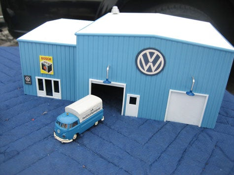 Farfegnugen For Sale: VW Swap