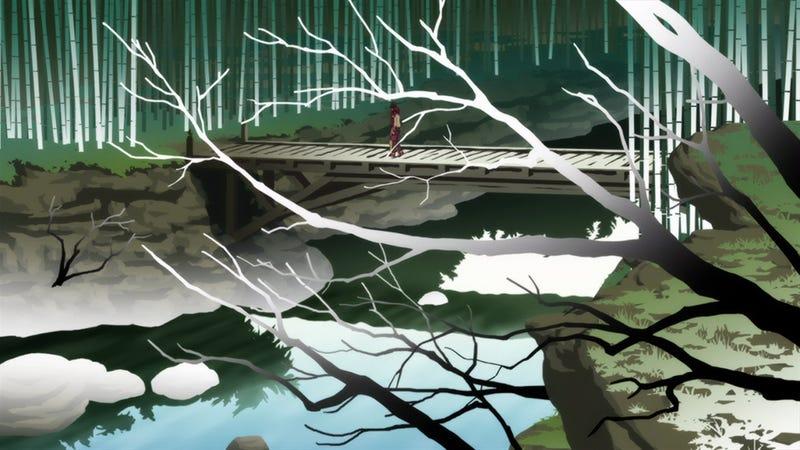 Bakemonogatari is an Amazingly Well-Directed Anime