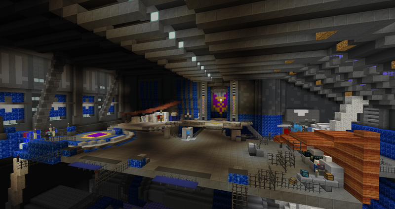 Someone's Building All Of Destiny In Minecraft