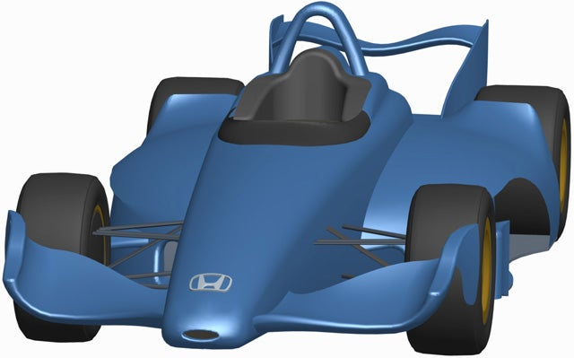 The future-tech Indy cars that will never be