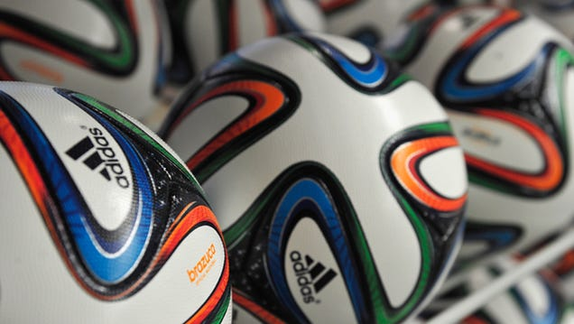NASA Explains How The 2014 World Cup Soccer Ball Is The Best Ever
