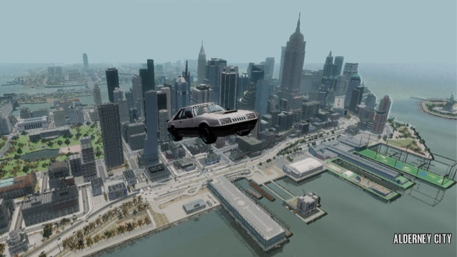 Please give us a science fiction version of Grand Theft Auto!