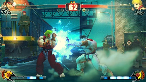 Street Fighter IV Officially Coming To Xbox 360, PS3, PC