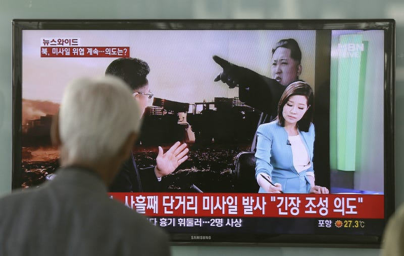 North Korea Fires More Missilies into Sea, Could Be Testing New Rocket