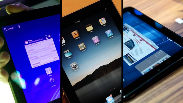 There Are Tablets Better Than the iPad. They're Just Not Out Yet