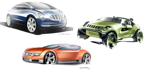 Chrysler Concept Car Mega Gallery
