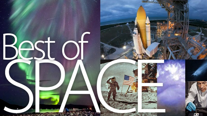 The Best of the Year in Space