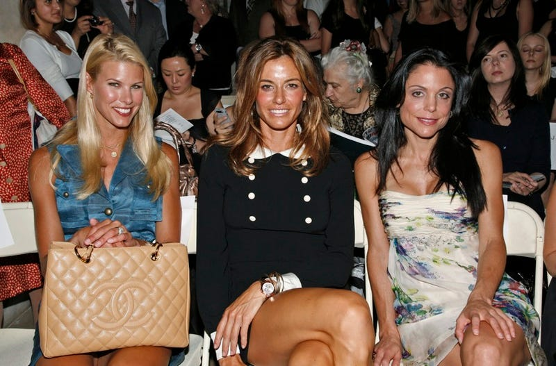 Faux, Leggy and Surly Take in Fashion Week
