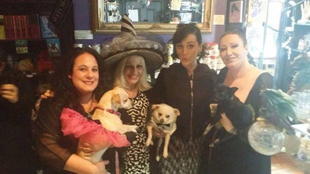 Katy Perry Visits Salem, Meets Witches, Casts Spells