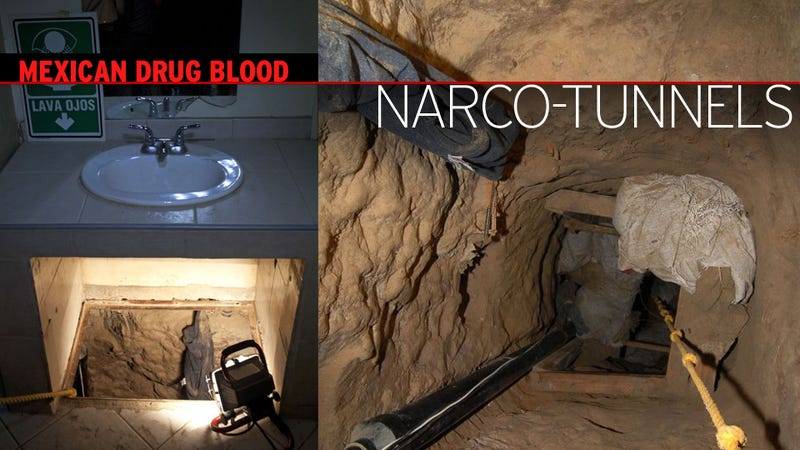 Behold the Architectural Genius of Mexico's Subterranean Drug-Smuggling Tunnels