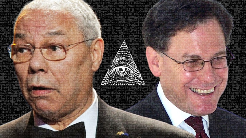 Conspiracy Theorist Breaks into Colin Powell, Clinton Confidant's Email in Hacking Reign of Terror