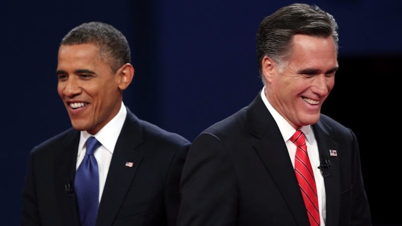 The Lost Presidential Debate of 2012: Binders Full of Black Men, Tang-Colored White Boys, and Other Shit I Don't Like