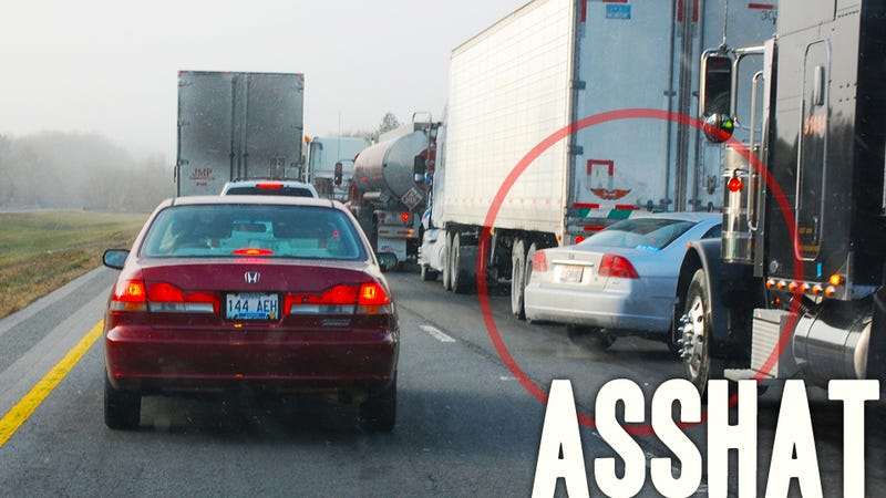 The Ten Most Annoying Things People Do In Traffic