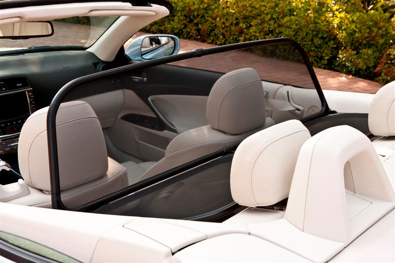 2010 Lexus IS Convertible: First Drive