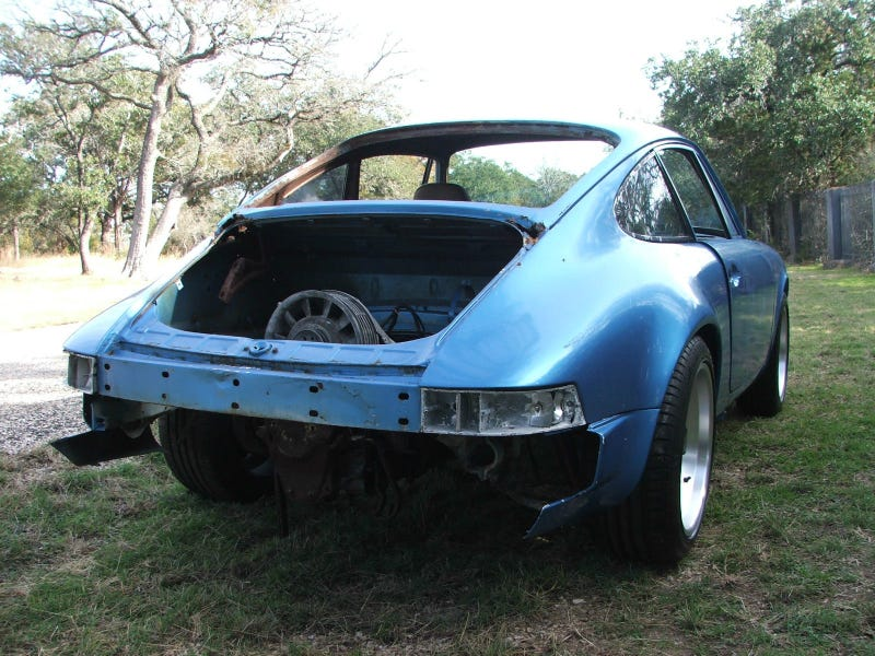 "Yeaahh Hi, Bill Lumbergh's ""Office Space"" Porsche for Sale"