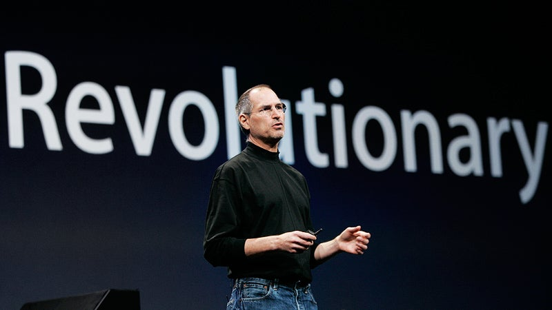 Steve Jobs Was Not God