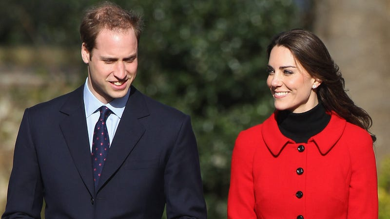 Prince William Won't Wear a Wedding Band