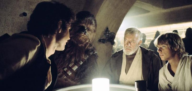 What do Luke and Han know about their galactic history?