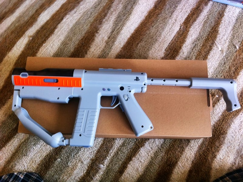 A Very Close Look At the Playstation 3 Move's Sharpshooter