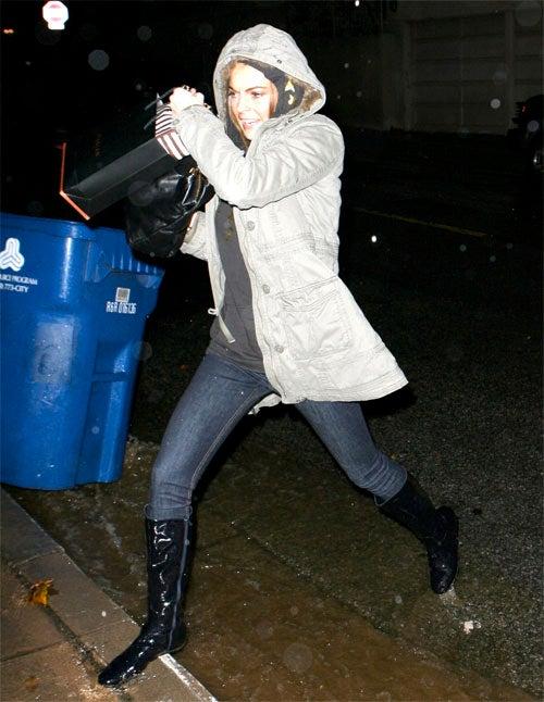 Lindsay Lohan, Puddle-Jumper