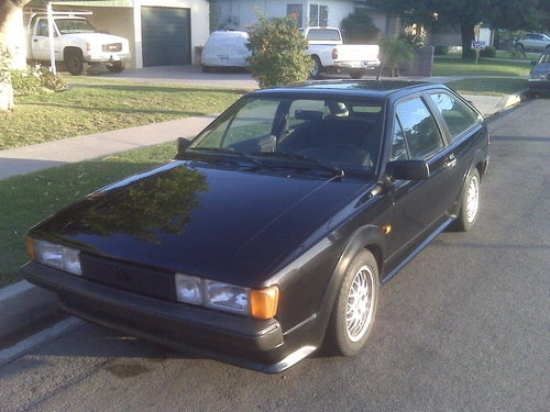 1986 Scirocco Breaks Like the Wind for $4,000!