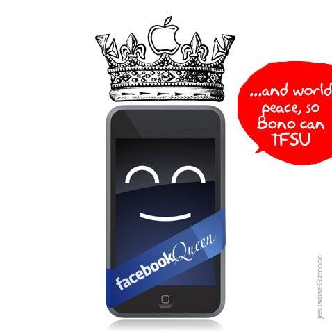 Facebook Picks an iPod