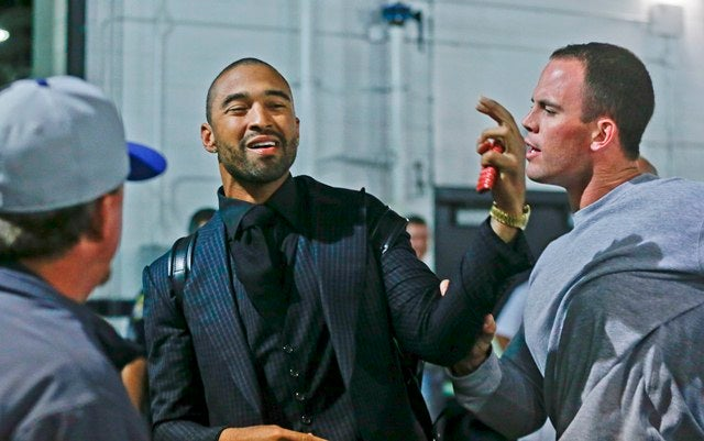 After Brawl, Matt Kemp Confronts Carlos Quentin In Parking Lot