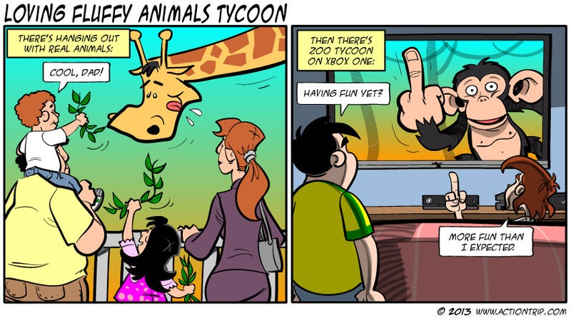 Sunday Comics: What Have You Done For Me Lately?