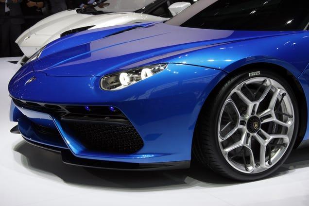 El nuevo Lamborghini Asterion es una bestia híbrida con 4 motores V34ogyj2d7yvw4jnejty