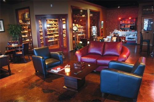 Actual Cigar Lounge Etiquette