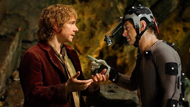 Oodles and oodles of behind-the-scenes and concept images from The Hobbit
