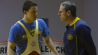 Despicable Us: <em>Foxcatcher</em