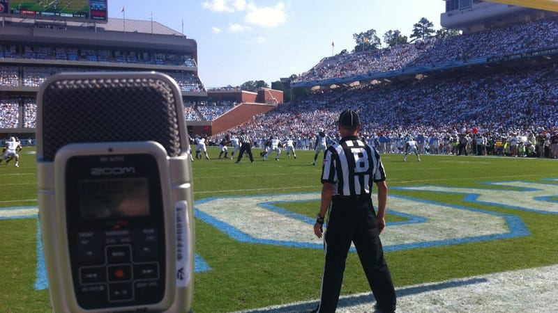 A Silent Service Delivers the Sound of Saturday to NCAA Football
