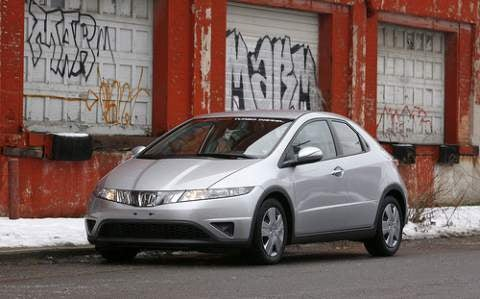 2007 Honda Civic 2.2 i-CTDi