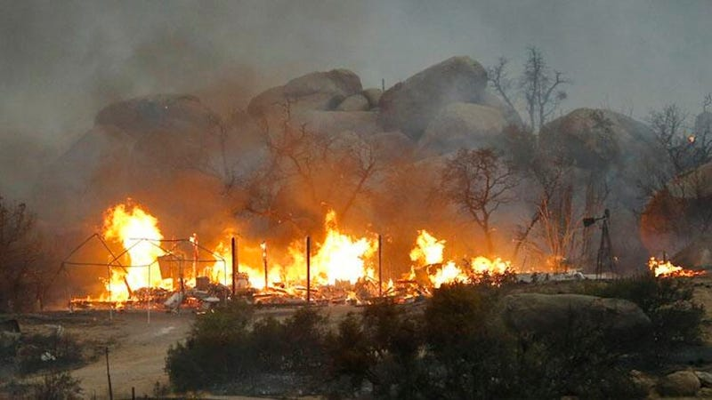 19 Firefighters Killed While Battling Huge Wildfire in Arizona