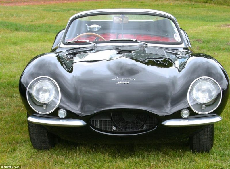 U.K. Dentist Sells His 543 Cars Collection To Jaguar Land Rover.