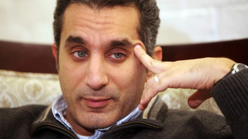 Egypt Suspends Bassem Youssef's Satirical Television Show